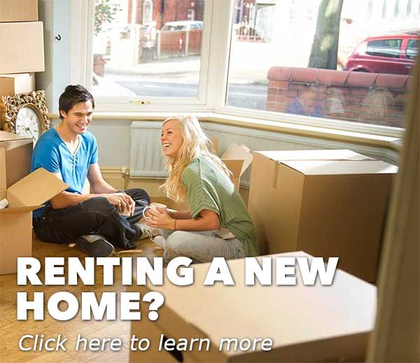 Renting a New Home? Click Here to learn more.