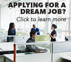 Applying for a Dream Job?